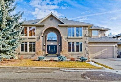 Canyon Meadows Luxury Homes Real Estate Calgary AB