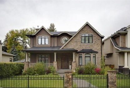 Elbow Park Luxury Homes Real Estate Calgary AB