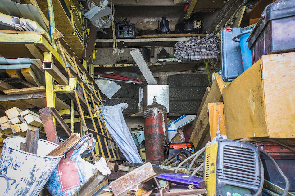 If You're Organizing Your Garage, Here's What You Should Know
