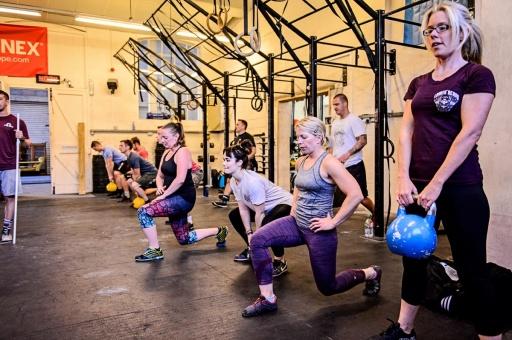 Calgary s top crossfit gyms