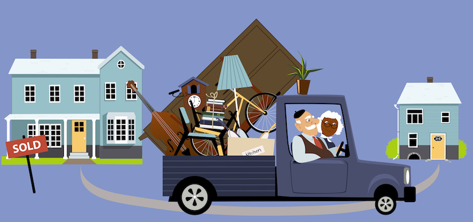 How to Start Downsizing